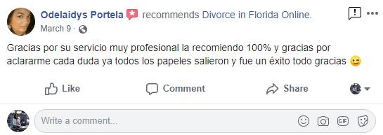 Divorce in fl 3