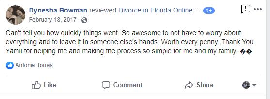 Divorce in fl 1
