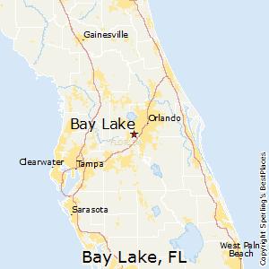Bay Lake divorce